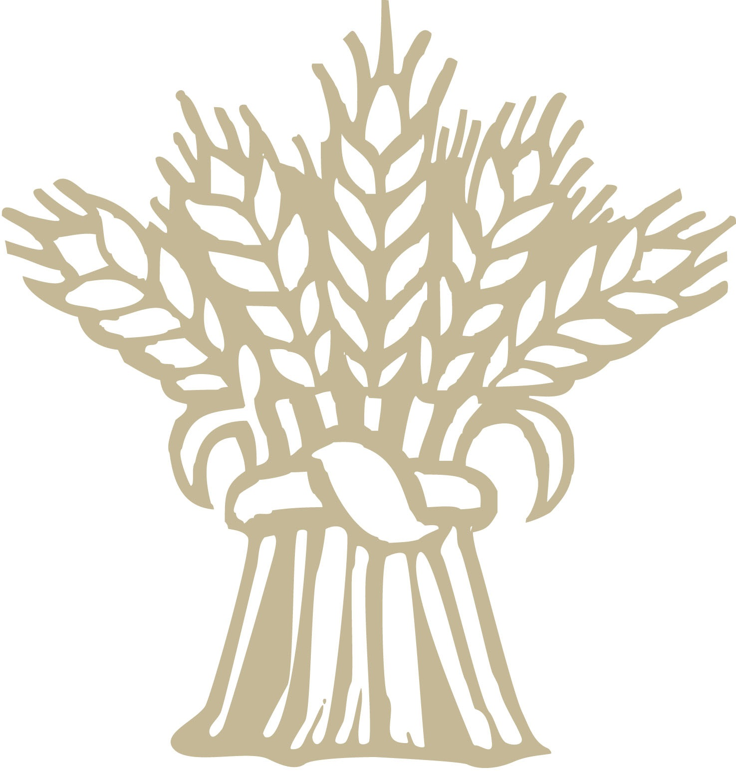 Wheat Bundle Clipart.
