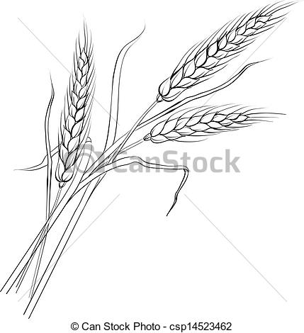 Wheat sheaf Clipart and Stock Illustrations. 1,304 Wheat sheaf.