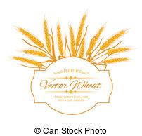 Wheat ear Vector Clipart Illustrations. 3,751 Wheat ear clip art.