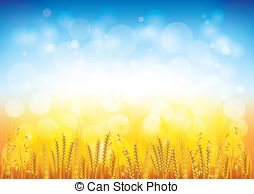 Wheat field Clipart and Stock Illustrations. 5,739 Wheat field.