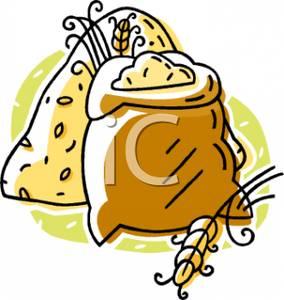 Grain Food Clipart.
