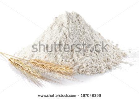Whole Wheat Flour Stock Photos, Royalty.