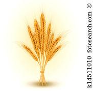 Wheat flour Illustrations and Clip Art. 483 wheat flour royalty.