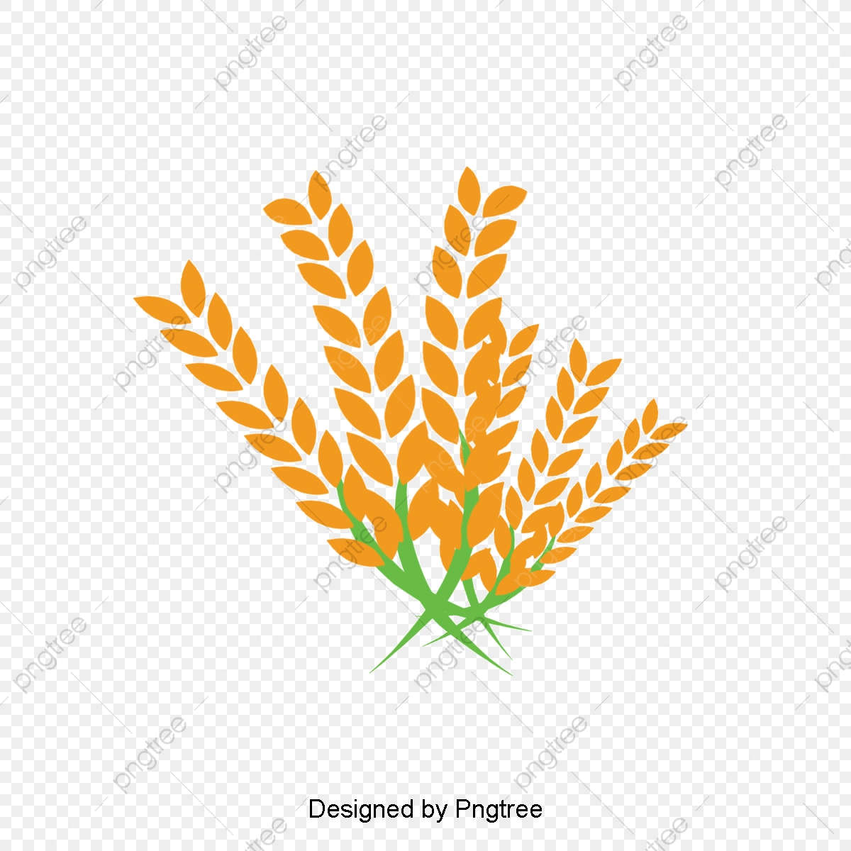Cartoon Icon, The Autumn Harvest, Have Bumper Harvest, Wheat PNG and.