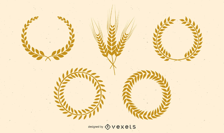 Wheat Vector & Graphics to Download.
