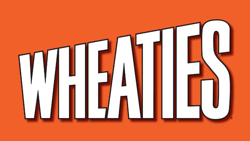 Wheaties logo.