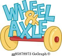 Wheel Axle Clip Art.