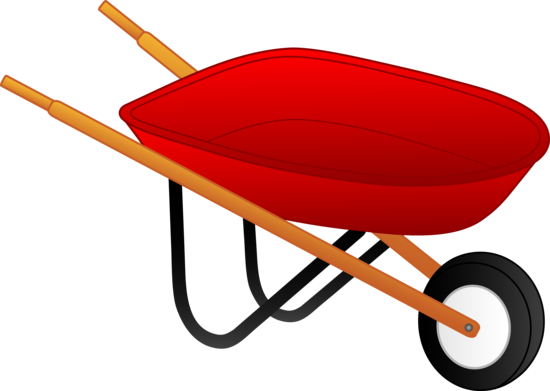 Red Wheelbarrow.