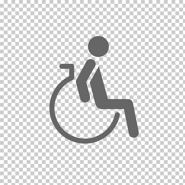 Disability Wheelchair Symbol, Disabled PNG clipart.
