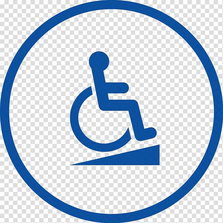 Disability Disabled parking permit Wheelchair ramp.