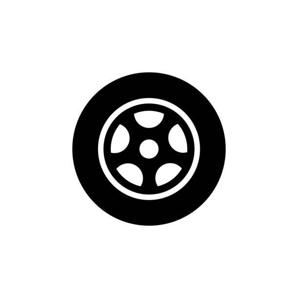 Best Truck Wheel Rim Illustrations, Royalty.
