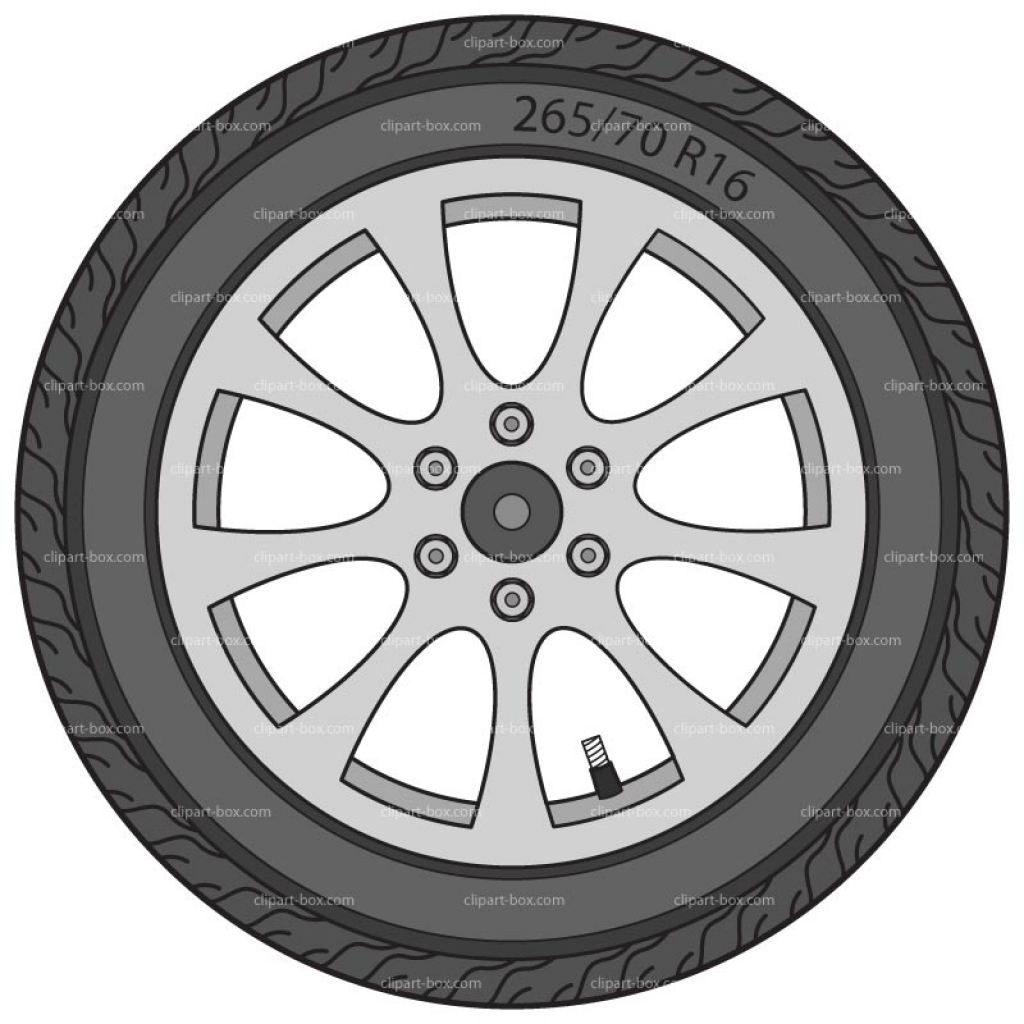 Wheel Clipart.