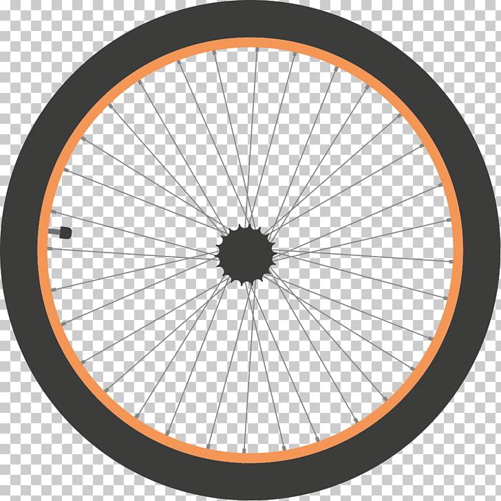 Bicycle Wheels Bicycle Tires BMX bike, wheel, orange bicycle.