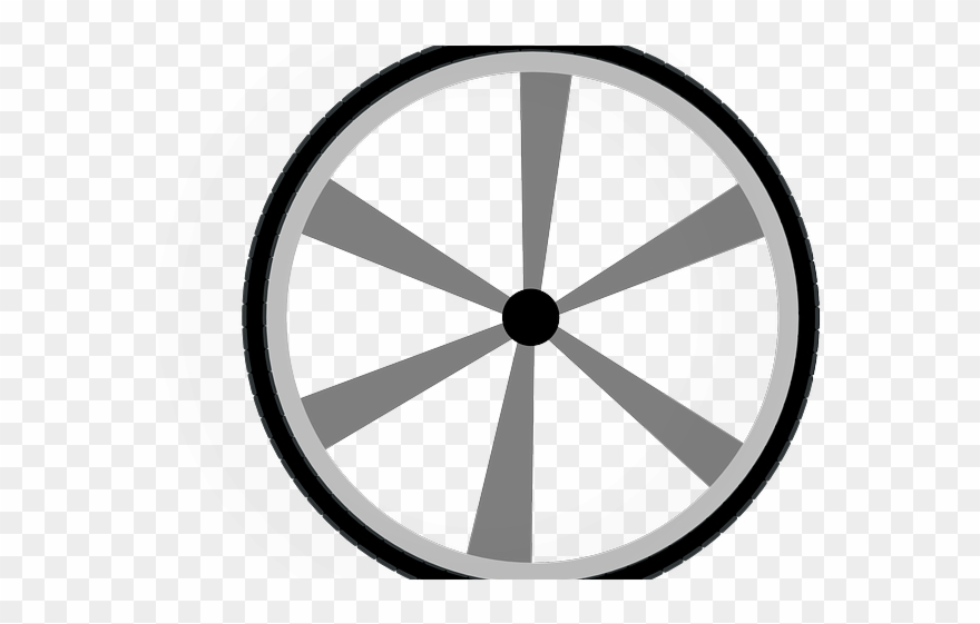 Wheel Rim Clipart Bike Wheel.