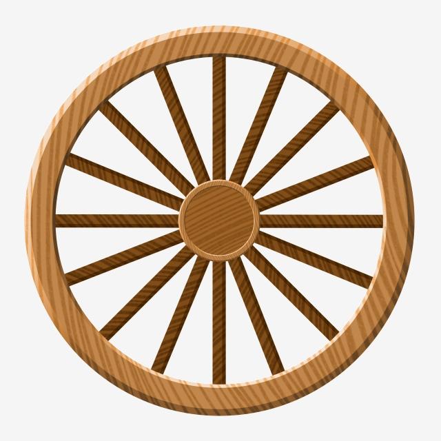 Wood Car Wooden Raft Illustration, Wheel, Wooden Wheel, Wheel PNG.
