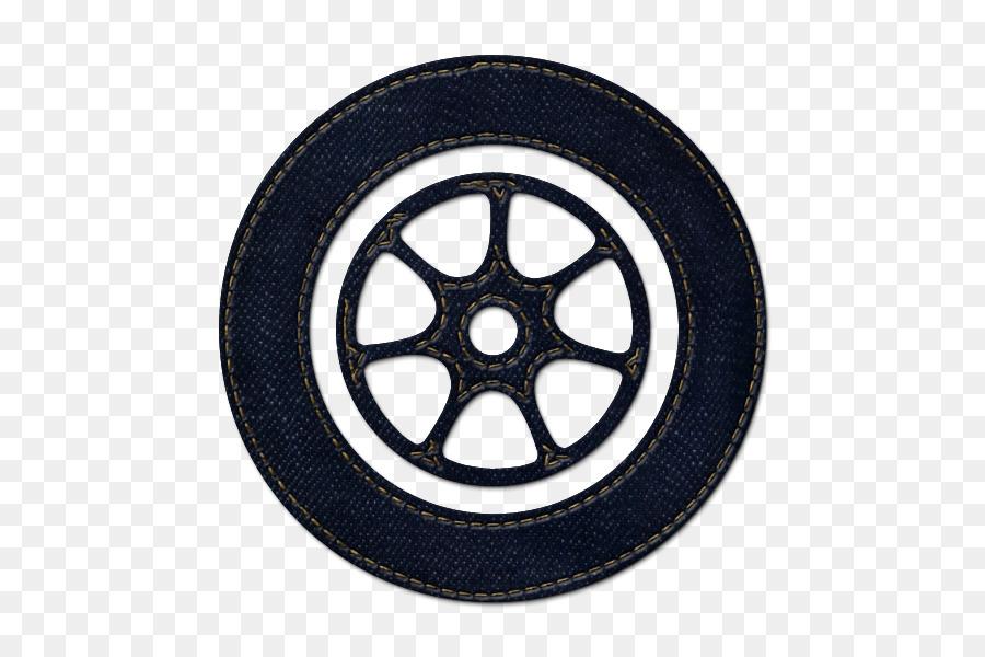 Car Computer Icons Wheel Tire Clip Art.