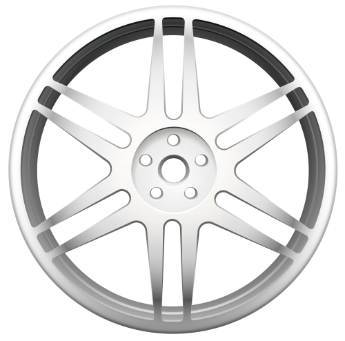 Wheel Skin Cover PNG Clip Art.