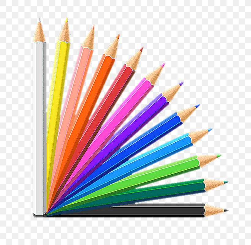 Colored Pencil Clip Art, PNG, 800x800px, Colored Pencil, Art.