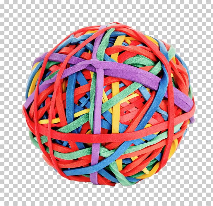 Rubber Bands Eraser Rubber band ball Natural rubber , band.