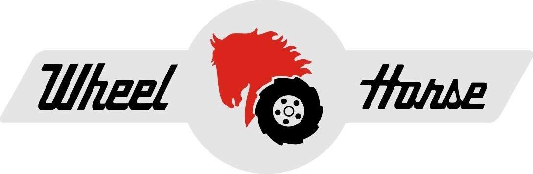 Amazon.com: 2 Pack Workmas Sticker Wheel Horse Vinyl Decal.