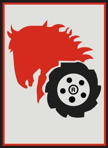WHEEL HORSE banner.