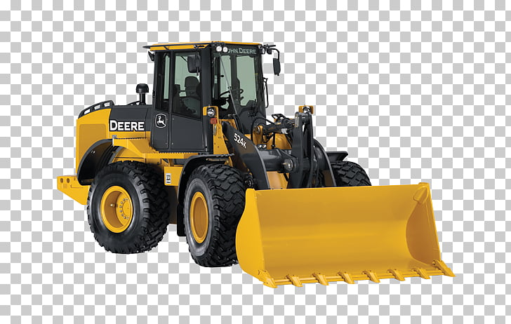 John Deere Caterpillar Inc. Loader Heavy Machinery.