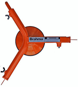 Brahma Trailer Wheel Lock.