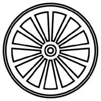Why the Rotary wheel logo?.