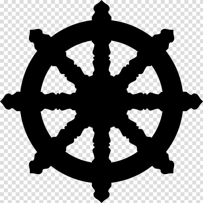 Dharmachakra Buddhism Buddhist symbolism, Wheel of Dharma.