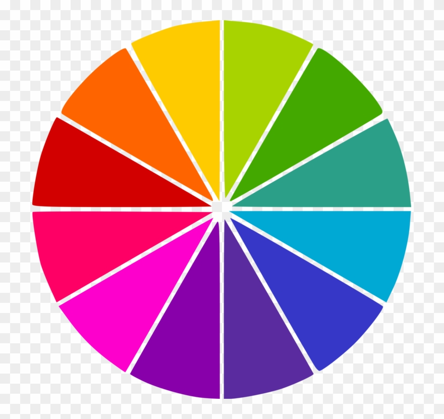 Blank Wheel Of Fortune Clipart (#1566135).