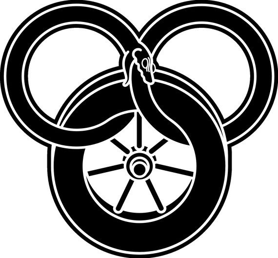 I would LOVE the Wheel of Time symbol for my wall! EEP.