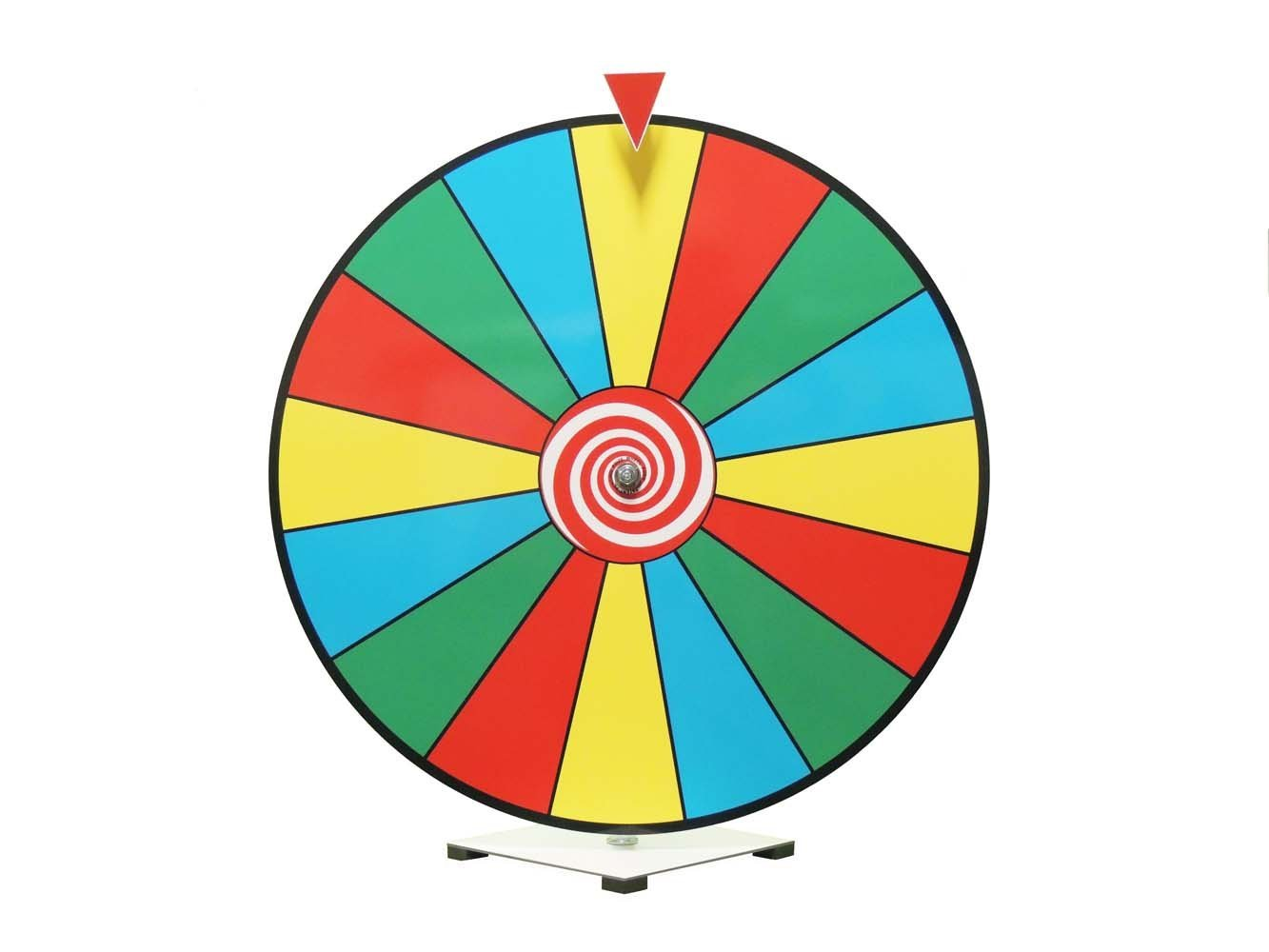 Spin The Wheel Clipart.