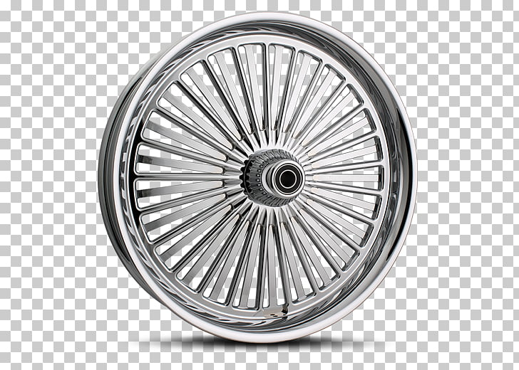 Alloy wheel Spoke Rim Bicycle Wheels, motorcycle PNG clipart.