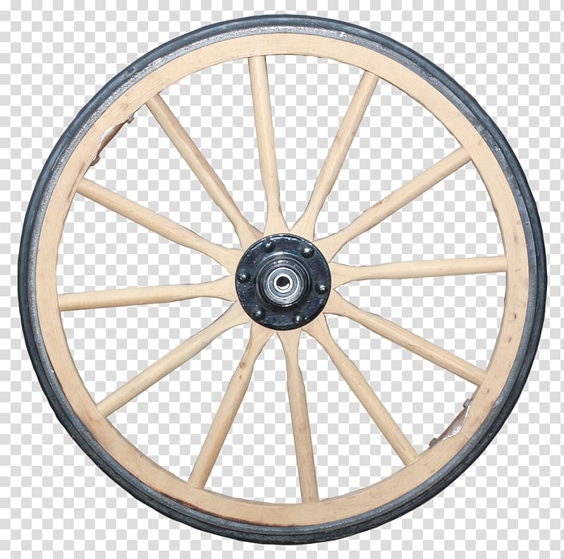 Horse Cart Wheel Spoke, wheel transparent background PNG.