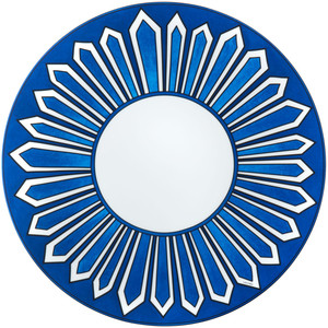Porcelain Dinner Plates.