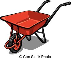 Wheelbarrow Clipart and Stock Illustrations. 4,773 Wheelbarrow.