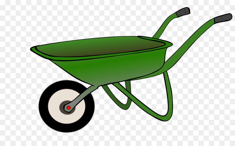 Wheelbarrow Backgroundtransparent png image & clipart free download.