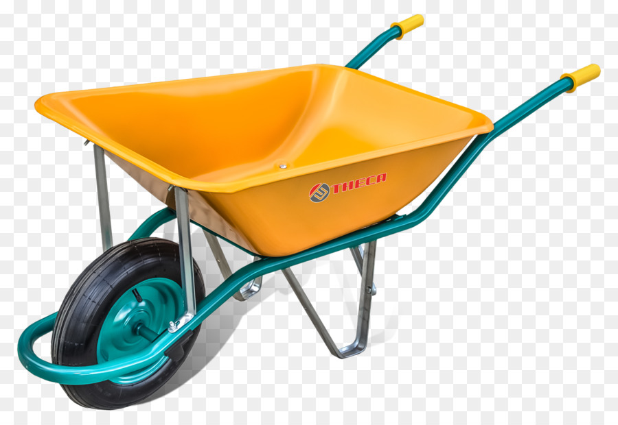 Wheelbarrow Background png download.