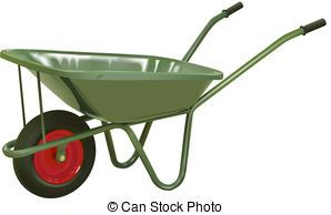 Wheelbarrow Clipart and Stock Illustrations. 5,145 Wheelbarrow.