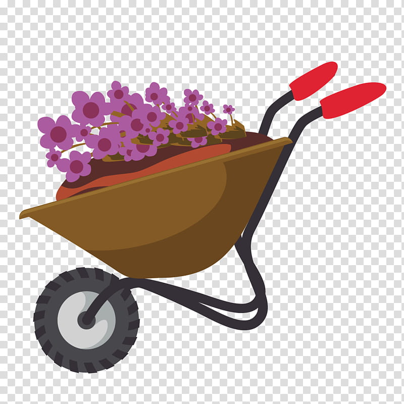 Ediland Soil test Wheelbarrow Mulch, wheelbarrow transparent.