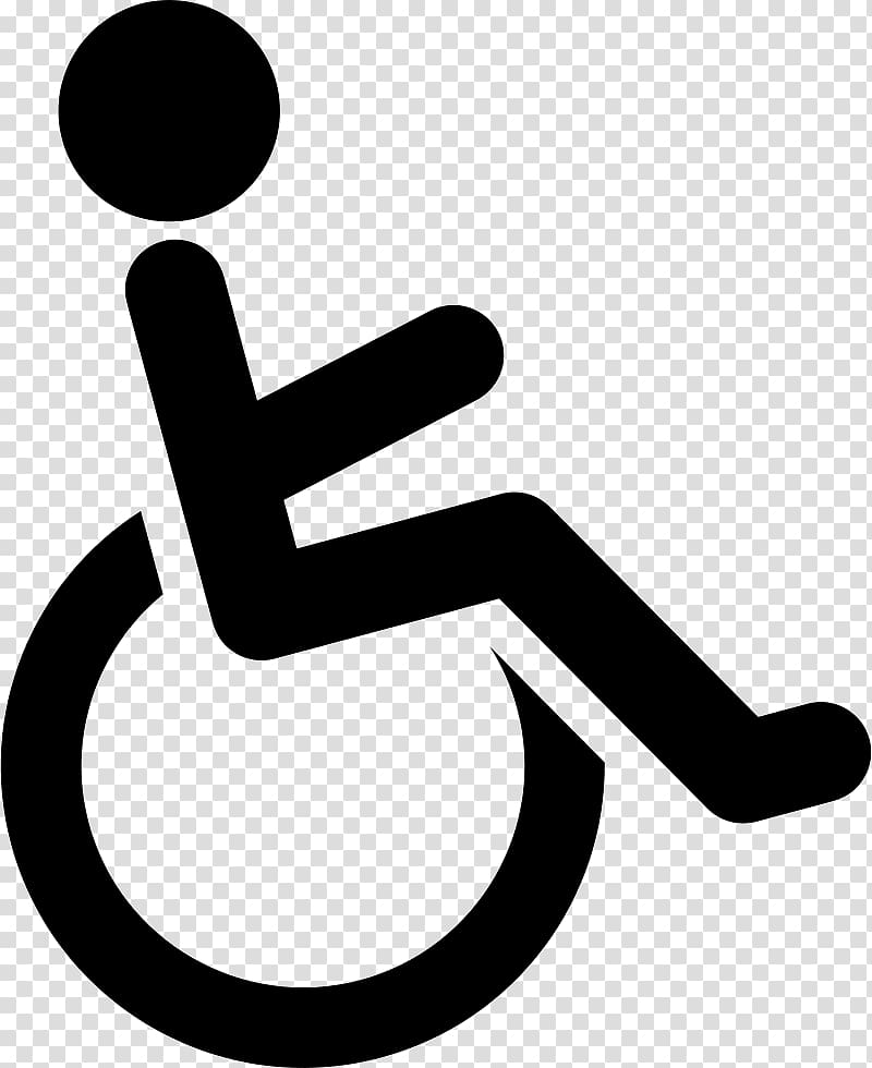 Disability International Symbol of Access Accessibility Sign.