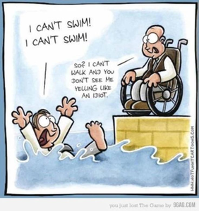 Wheelchair Clipart Funny.