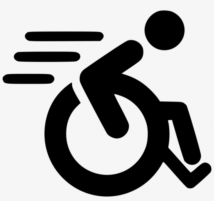 wheelchair clip art funny.