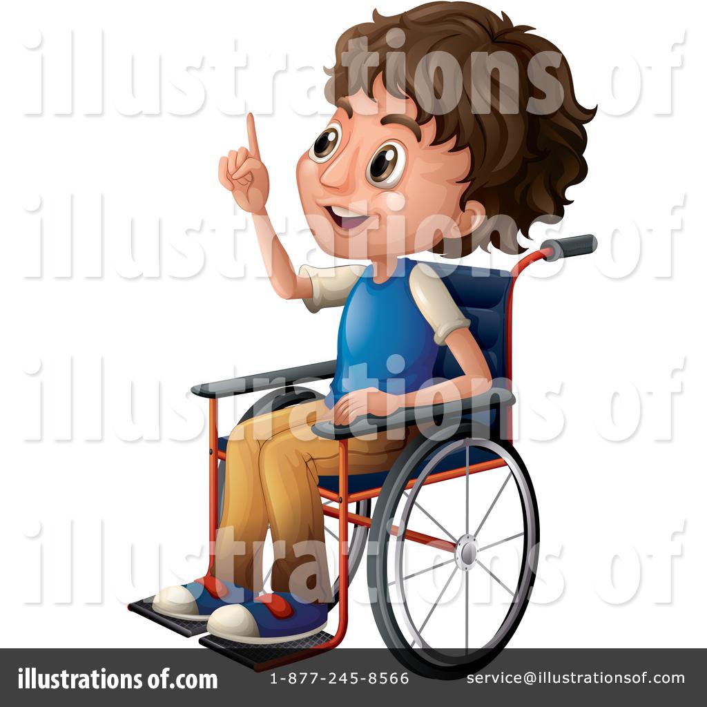 Wheelchair Clipart #1383036.