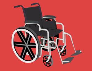 Wheelchair Clip Art at Clker.com.