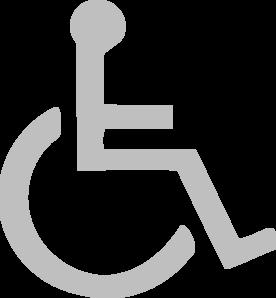 Wheelchair Clip Art.