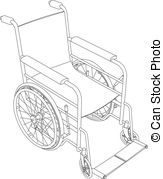 Wheelchair Clipart and Stock Illustrations. 16,588.