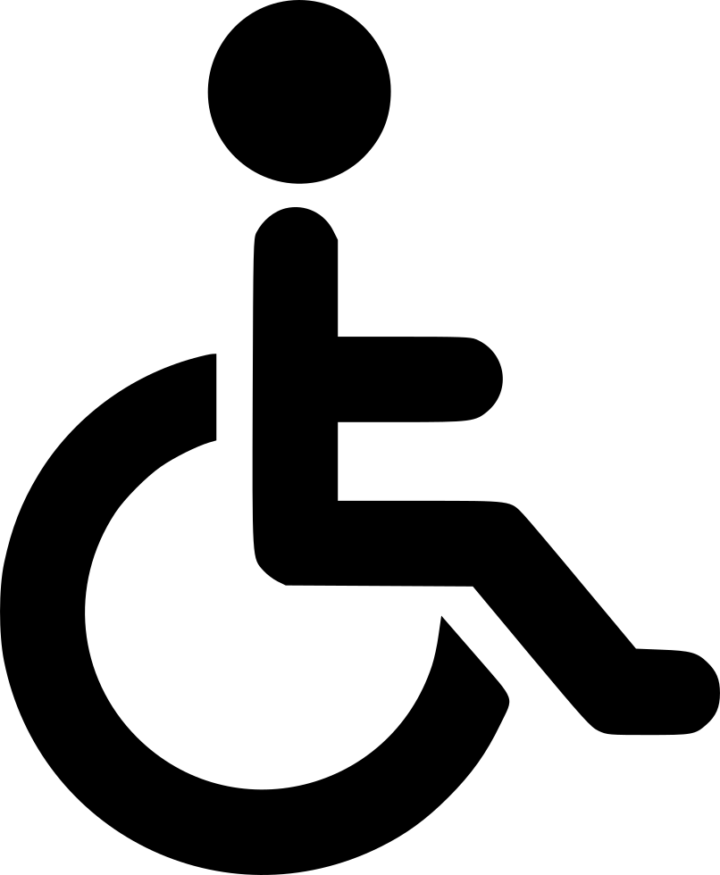 Wheelchair Icon Png #341806.