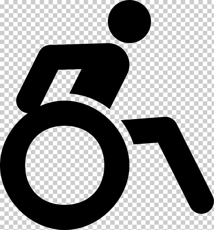 Wheelchair Disability International Symbol of Access.