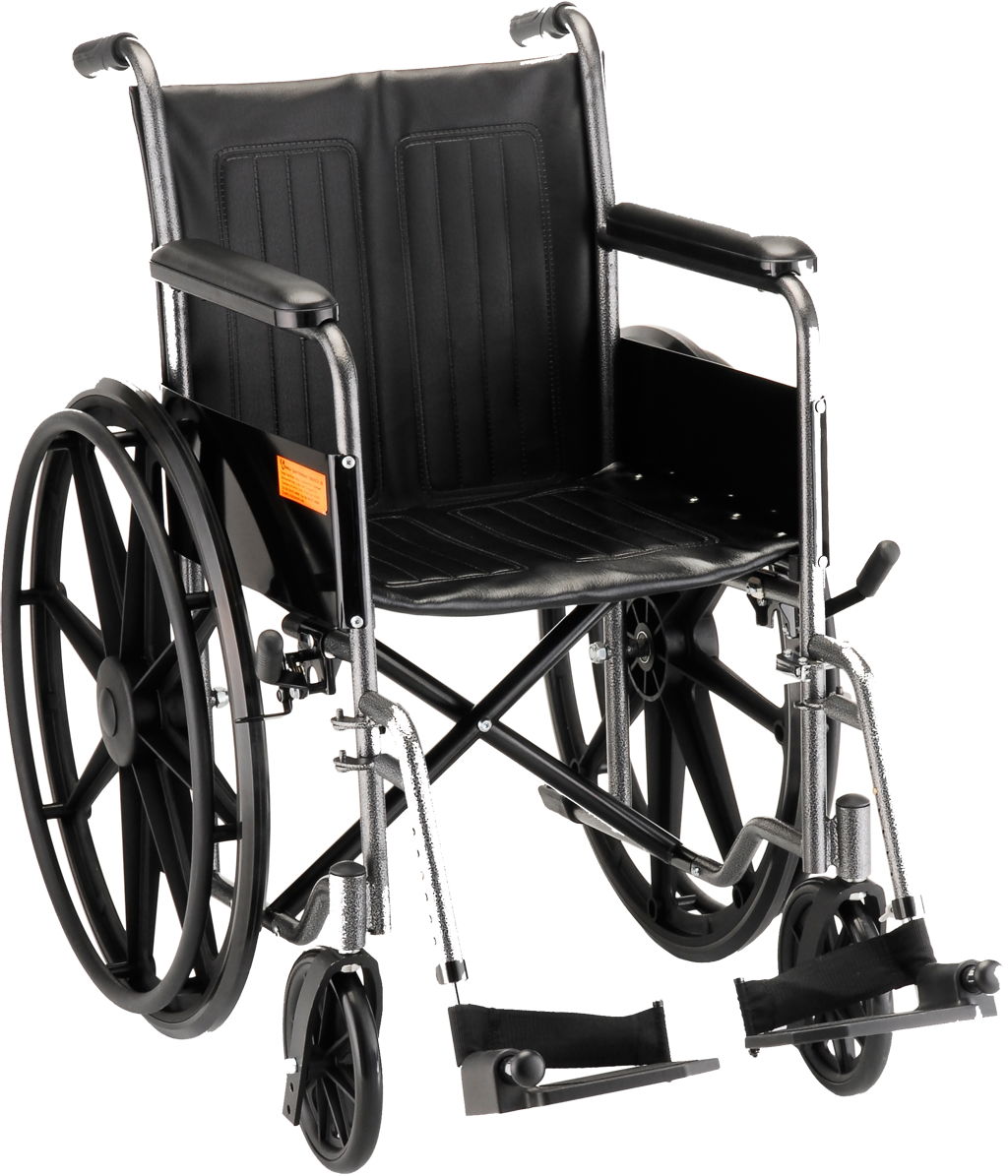 Wheelchair PNG Image.
